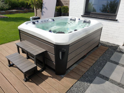 Spa Jacuzzi's